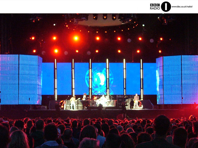 Bbc Radio 1 Red Hot Chili Peppers Hyde Park Wallpaper