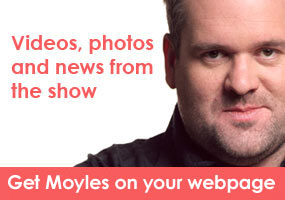 Chris Moyles widget