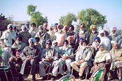 Veterans of the Indian Army from World War 2