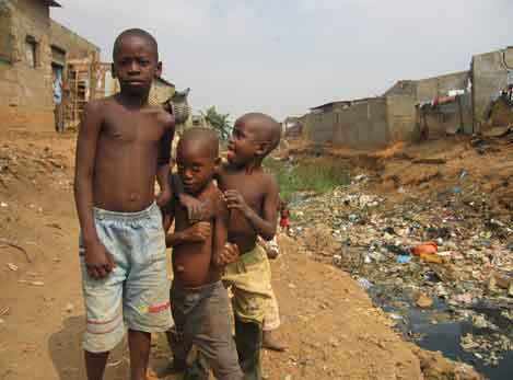 Poverty. Hunger. Over three billion people in our world — live on less than $2.50 a day and over 26,500 children die each day. Every day. Year round. photo source:www.bbc.co.uk