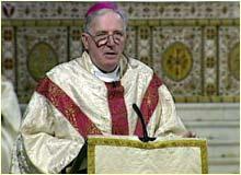 Cardinal Cormac Murphy-O'Connor.