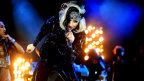 Lady Gaga performs on the Main Stage at BBC Radio 1's Big Weekend