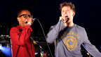 Rapper Linc put together a live band to showcase his tracks live for the first time.