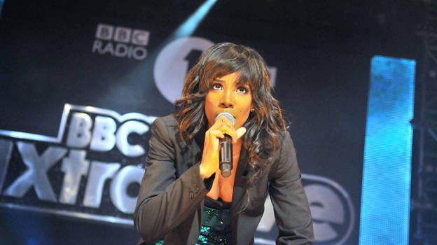 Kelly Rowland headlining BBC 1Xtra Live in London