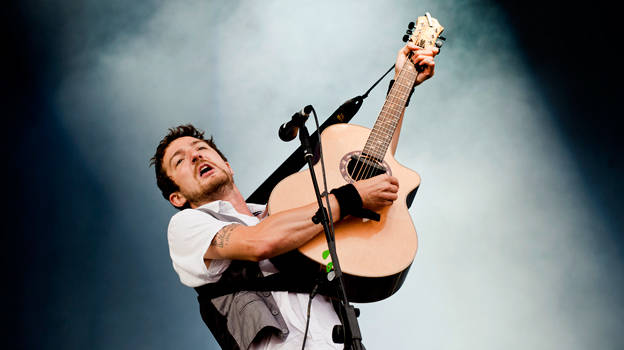 Frank Turner in Leeds