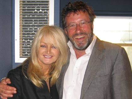 BBC - Radio 2 - Comedy - Bonnie Tyler with Rowland Rivron