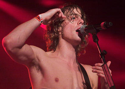 johnny borrell, razorlight