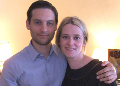 Tobey Maguire - 26th April 2007