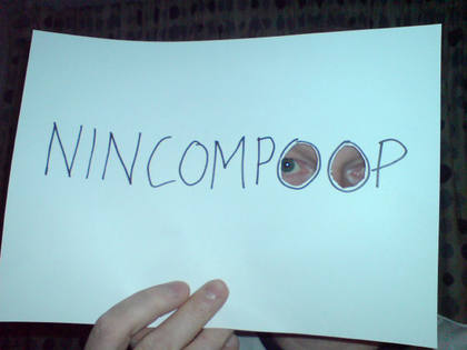 """Is the word """"nincompoop"""" really based on an old latin phrase? 18044_2"""