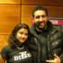 Soul singer Nita with Dipps Bhamrah