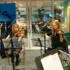 The Elysian Quartet peformed alongside Alex Cornish on Tom's Show
