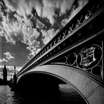 'Westminster Bridge' – CHOSEN BY HEATHER CHAMP