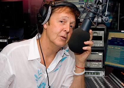 The Beatles Polska: Paul McCartney w wywiadzie dla radia BBC 6 o nagrodach Grammy i o współpracy z Grohlem
