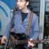Thomas Truax plays in the 6 Music Hub for Tom Robinson