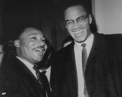 Martin Luther King and Malcolm X Essay - Part 2