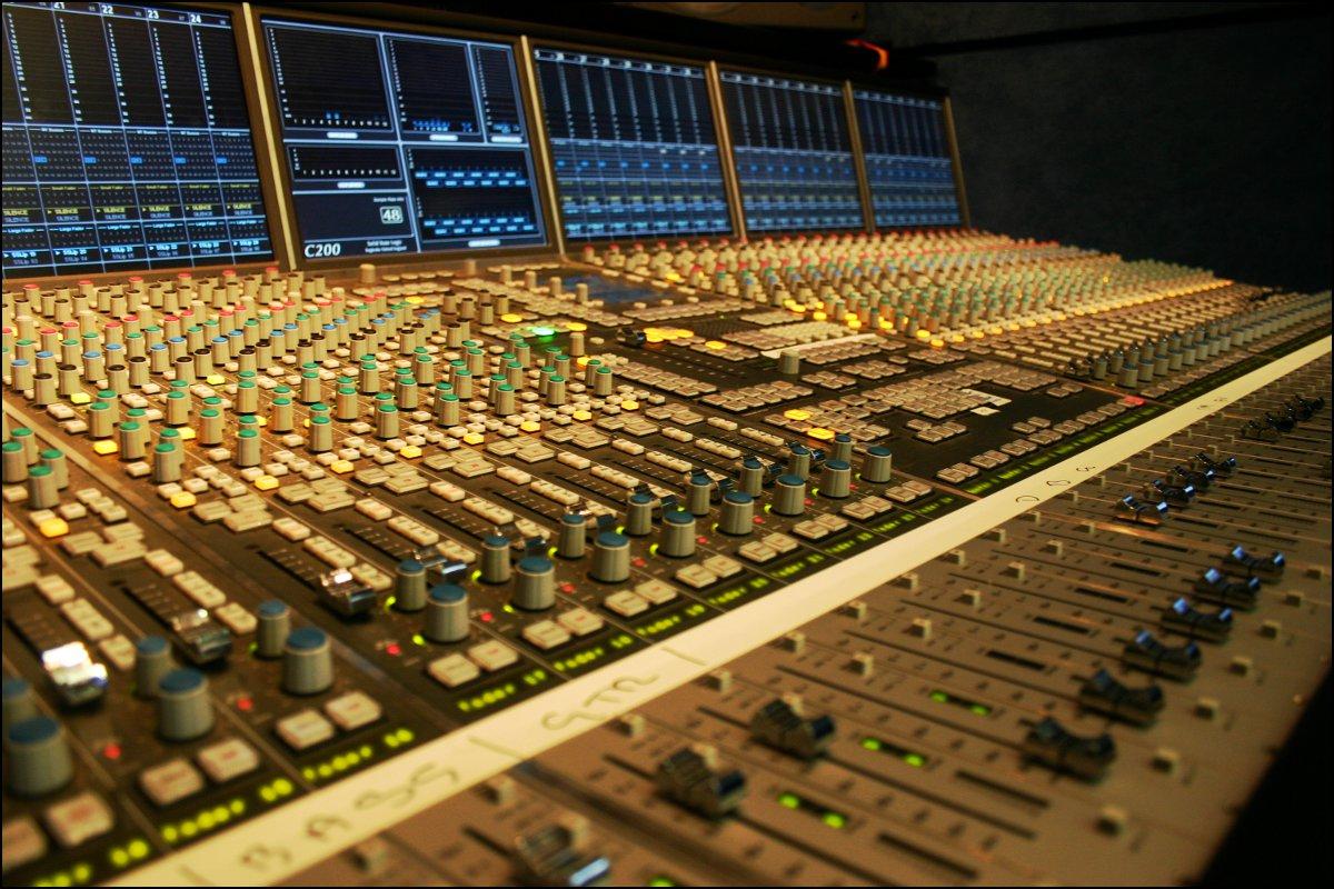 Super Hi Vision Trials The Audio Setup Bbc Rd