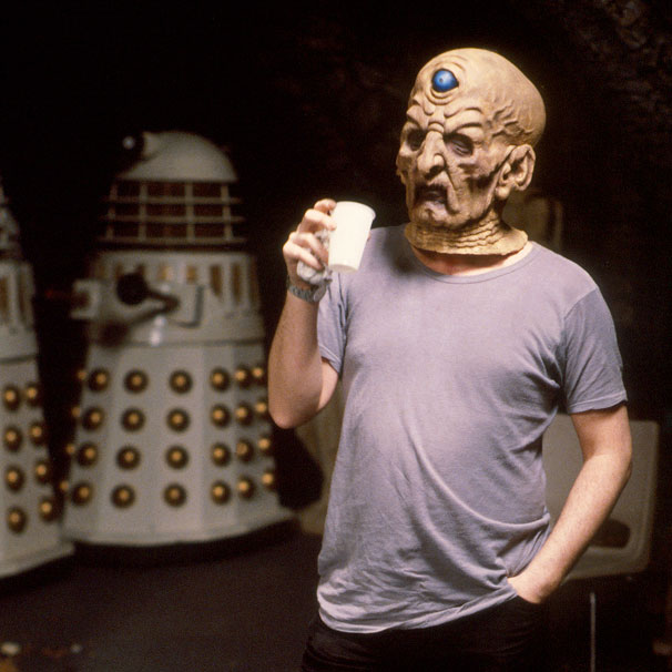 Image of Davros from Doctor Who