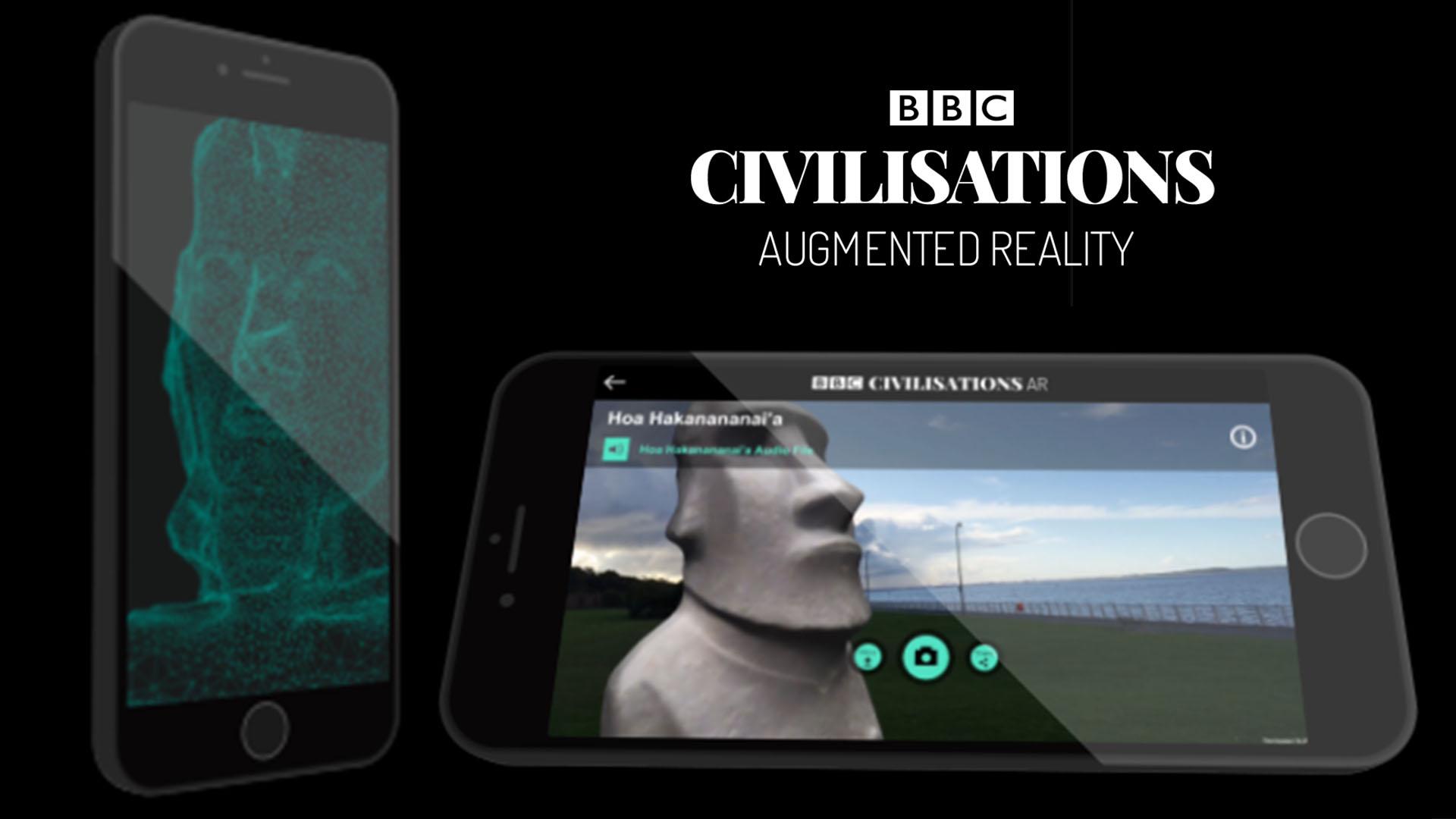 Image result for civilisations ar app