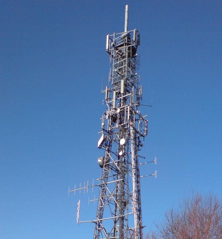 Oliver's Mount transmitter