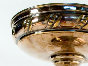 Close up of chalice Image Kelly Cline/iStockphoto