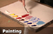 Watch painting videos