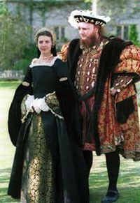 The Early Tudor Costumes Of Actors Playing Henry Viii And