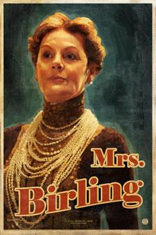 an inspector calls mrs birling essay