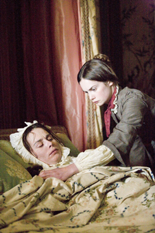 jane eyre and mrs reed relationship