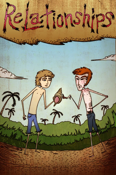 lord of the flies essay on jack and ralph In the novel lord of the flies, by william golding, we are faced with one of the classic dilemmas, good vs evil we see these characteristics in the two main characters, ralph the protagonist of the novel and jack, the antagonist throughout the novel we see strong conflicts between these two.