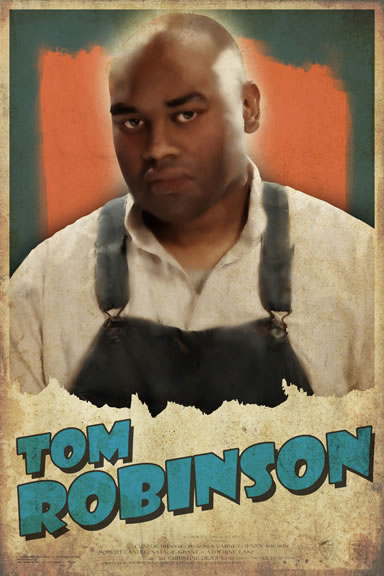 how does tom robinson die