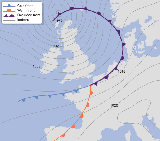 diagram of weather fronts diagram of hurricanes elsavadorla. Black Bedroom Furniture Sets. Home Design Ideas