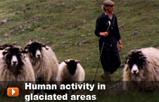 Watch 'Human activity in glaciated areas' video