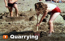 Watch 'Quarrying' video
