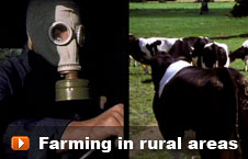 Watch 'Farming in rural areas' video