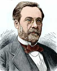 Father of the germ theory of disease image first published in 1894