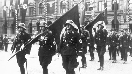 The Holocaust: The Nazi Party