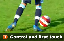 Control and first touch