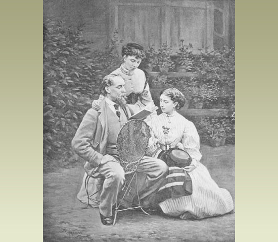charles dickens biography