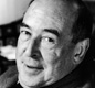 A portrait of the Irish author CS Lewis taken in 1958.