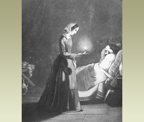 A biography of florence nightingale a celebrated heroine in the field of nursing