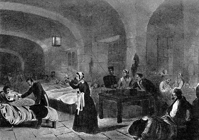BBC - Primary History - Famous People - Florence Nightingale