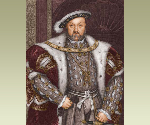 BBC - Primary History - Famous People - Henry VIII