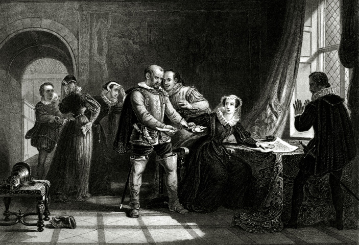 Execution of mary queen of scots essay writer