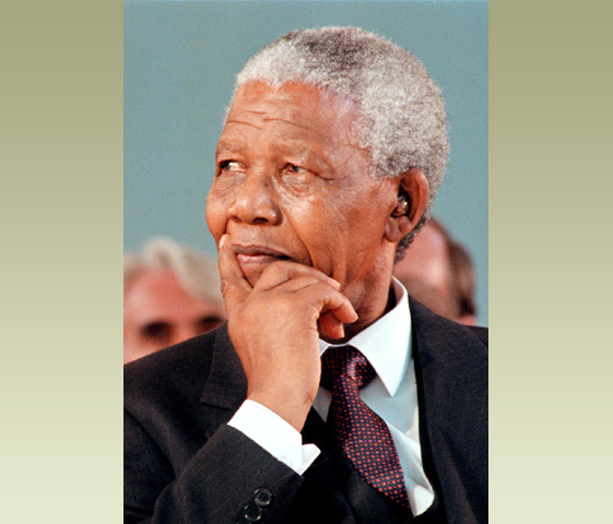 bbc primary history famous people nelson mandela