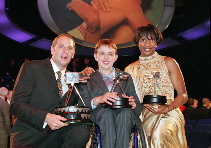Tanni was a runner up in the BBC Sports Personality of the year in 2000.