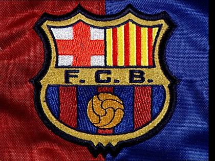 Godło Barcelony