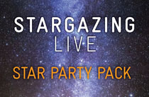 Stargazing LIVE Star Party Pack