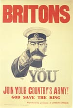 Britons: Kitchener Wants YOU!
