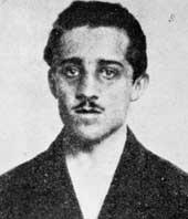 Gavrilo Princip: Avusturya veliaht prensi Franz Ferdinand ve eşini öldürerek 1.Dünya savaşının başlamasının bahenelerinden biri oldu.