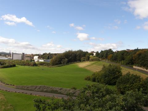 Kirkcaldy Edinburgh New Buildings